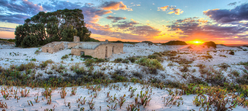 Old Telegraph Station, Eucla, WA
