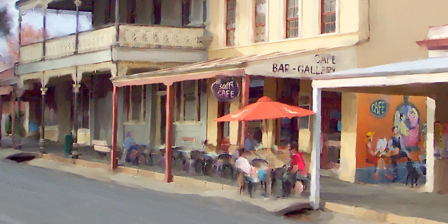 Saff's Cafe