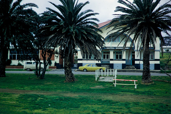 Image from Kodachrome 1974 slide.