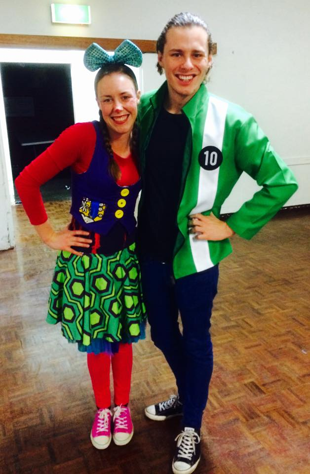 ben 10 and clown.jpg