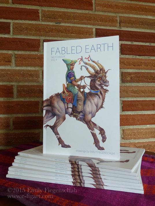 FabledEarthSketchbook