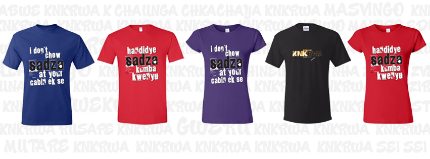 KNKRWA clothing line by Kunakirwa