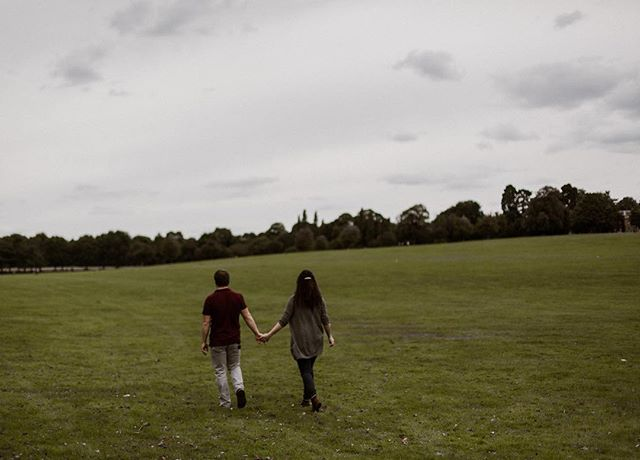 Anniversary photos around Nottingham? Yes, please! 😍❤️