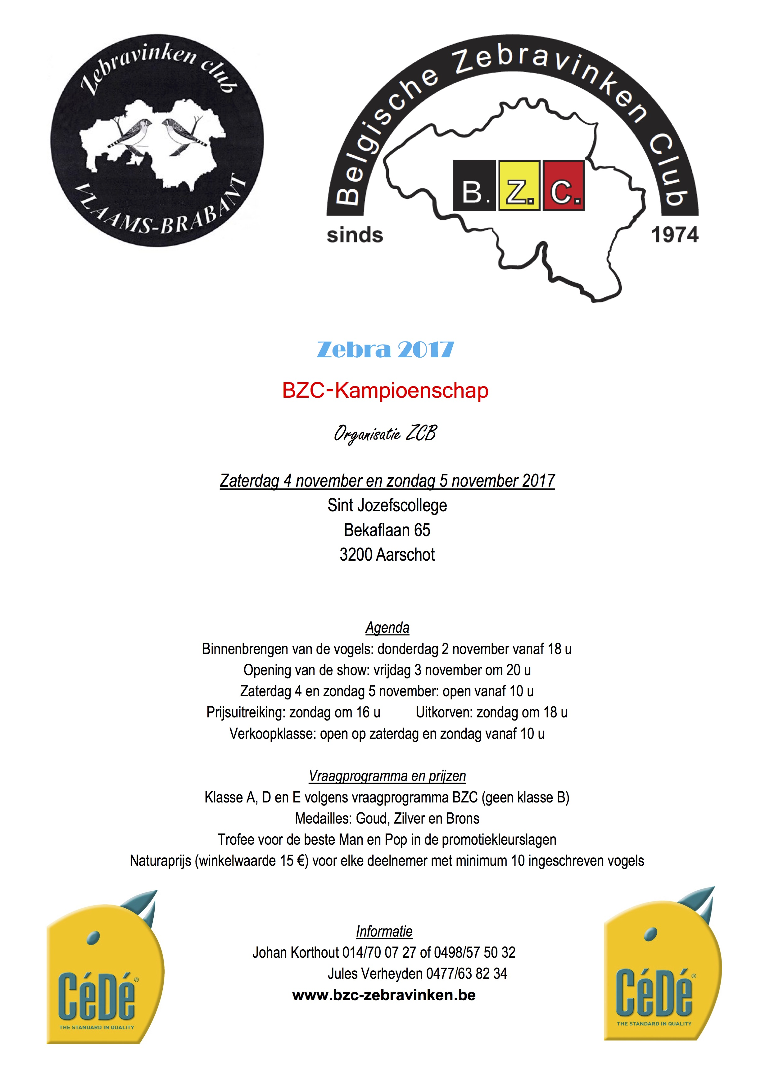 BZC Zebra 2017
