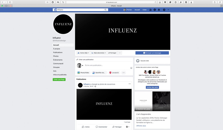 Influenz | Facebook
