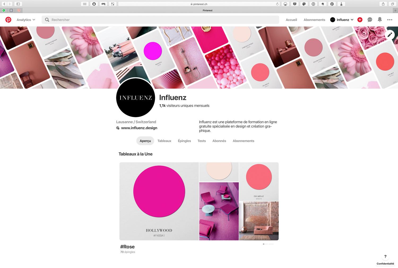 Influenz | Pinterest