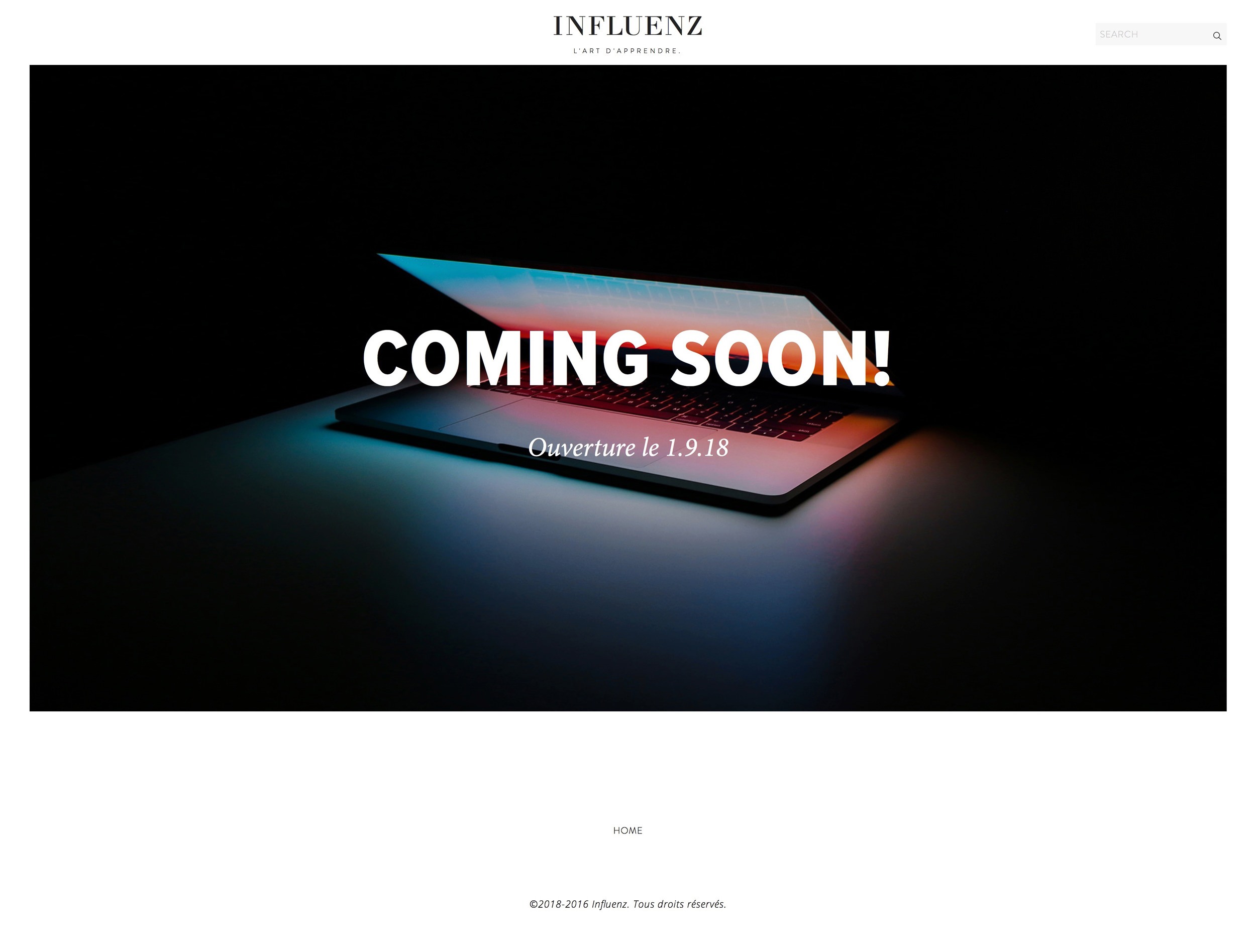 Influenz | «Coming soon»