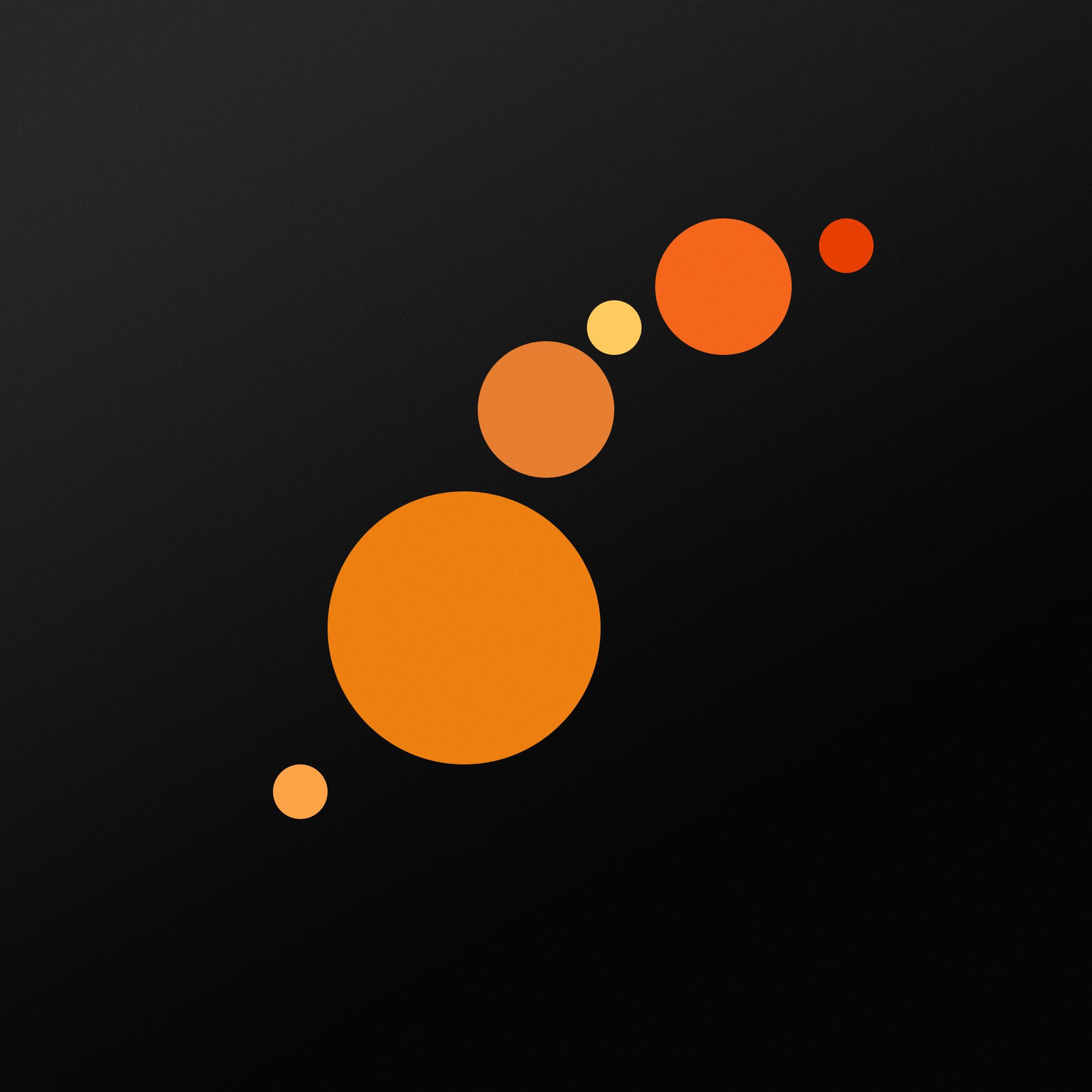 "Orange - ""Abricot, corail & mandarine…"""