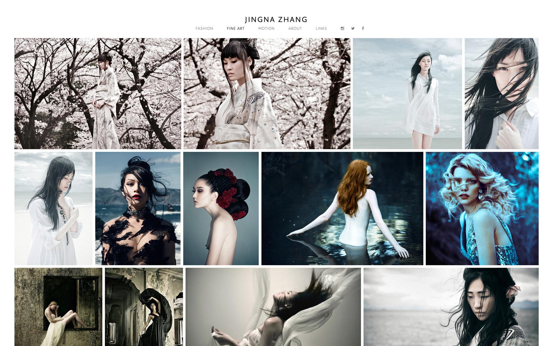 Jingna Zhang • Wexley