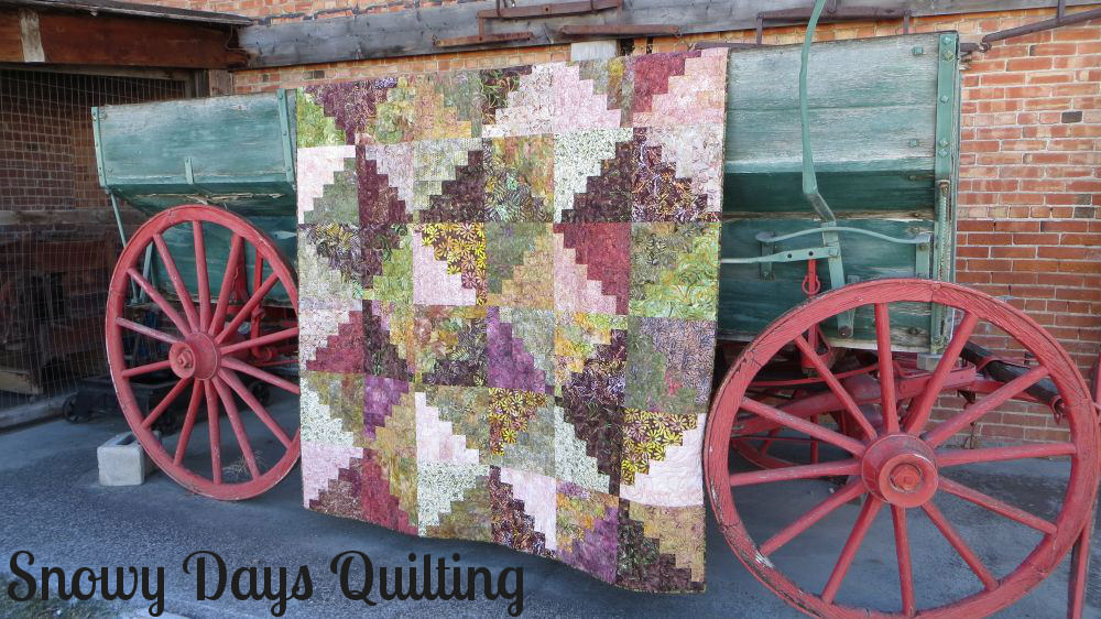 step by step quilt