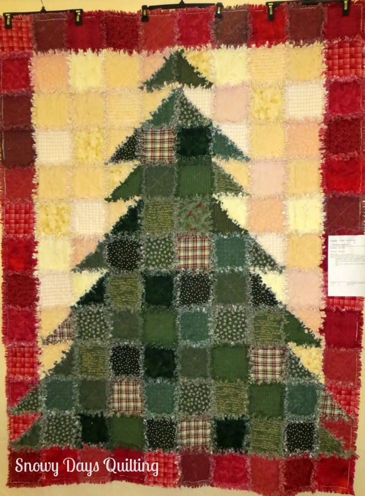 Oh Christmas Tree by Karla Alexander for Saginaw Street Quilts
