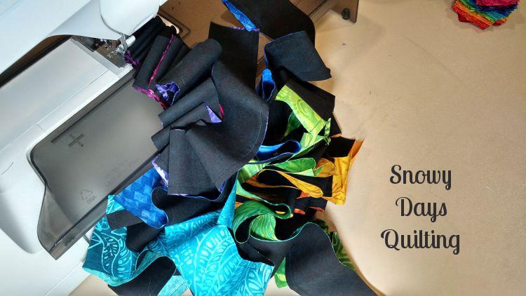 Star Struck quilt class with Bonnie Hunter