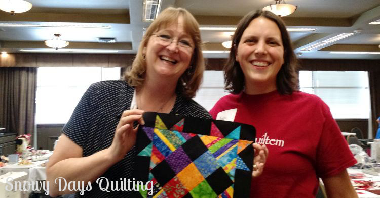 talkin turkey quilt class with bonnie hunter