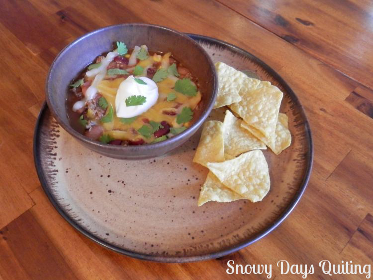 Taco Soup Slow Cooker Recipe