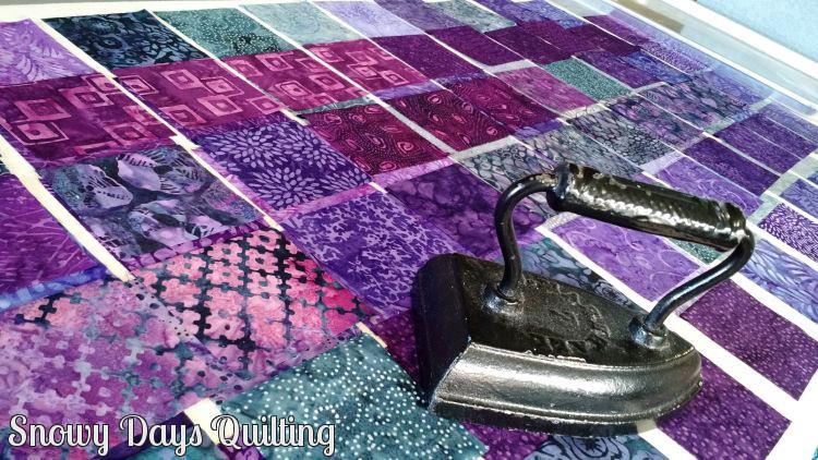 Roller Rink quilt