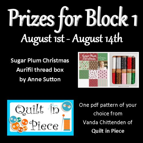 sponsored by Aurifil and Quilt in Piece
