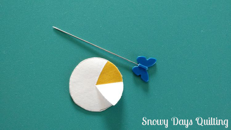scoring fusible paper for easy removal