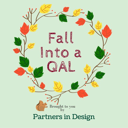 Fall into a Quilt Along