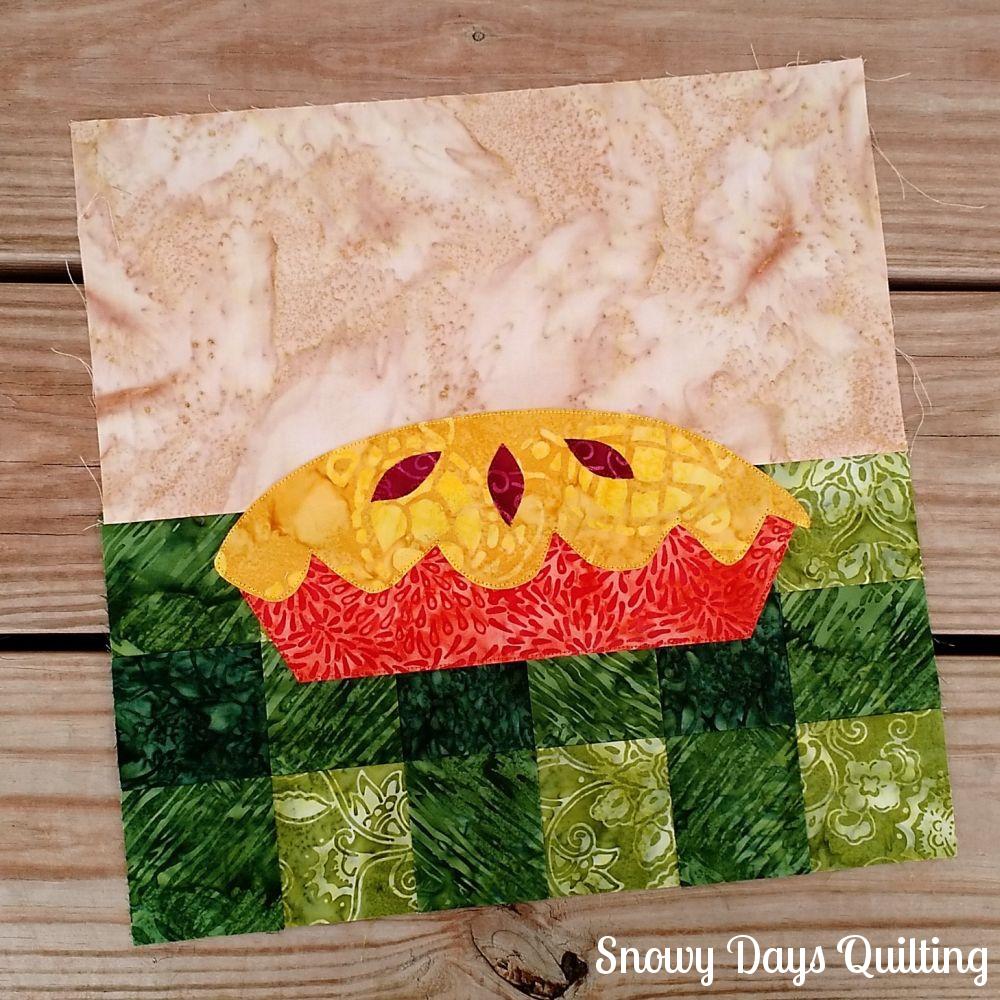 pie quilt block
