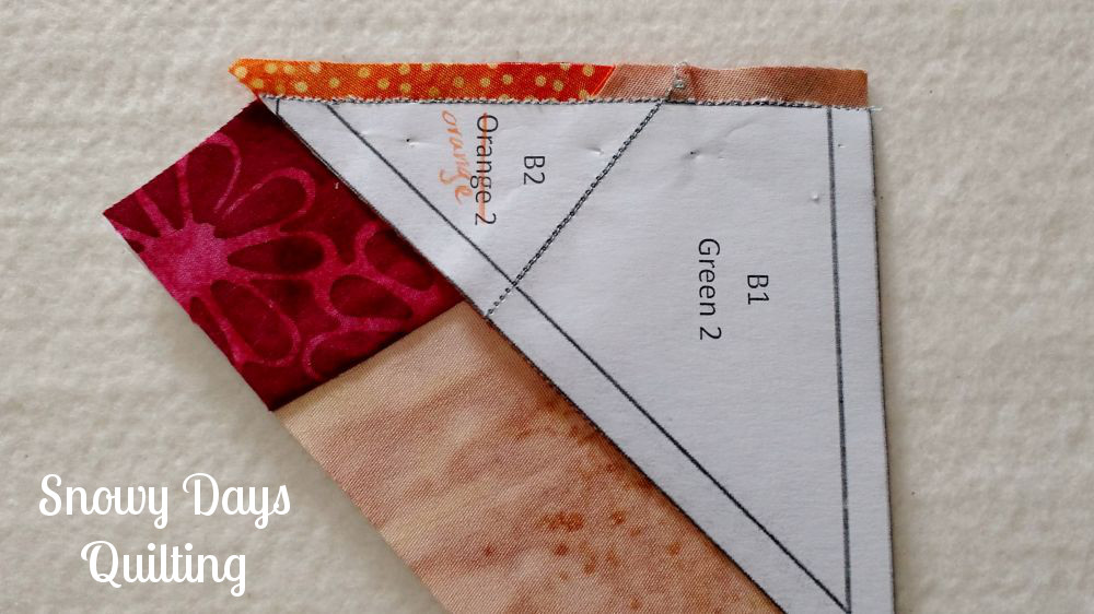 paper piecing tips