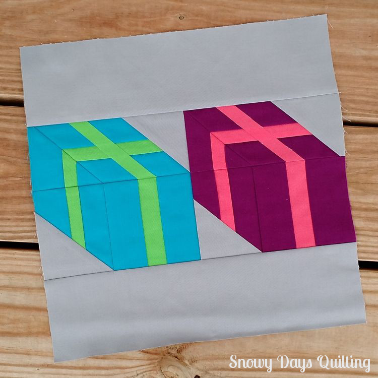 Block 8 - Presents