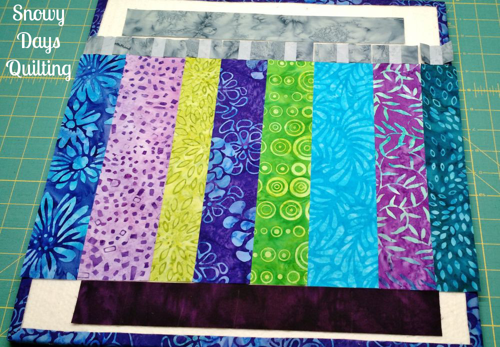 fabric bolts quilt block