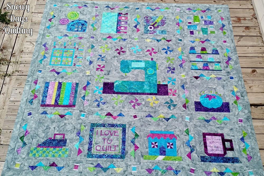 sew let's quilt along qal setting