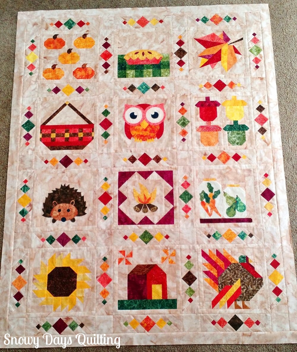 sampler quilt setting tutorial