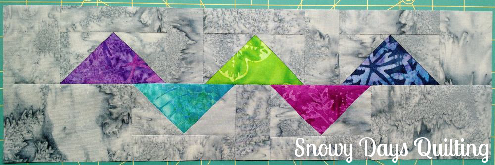 pieced quilt sashing