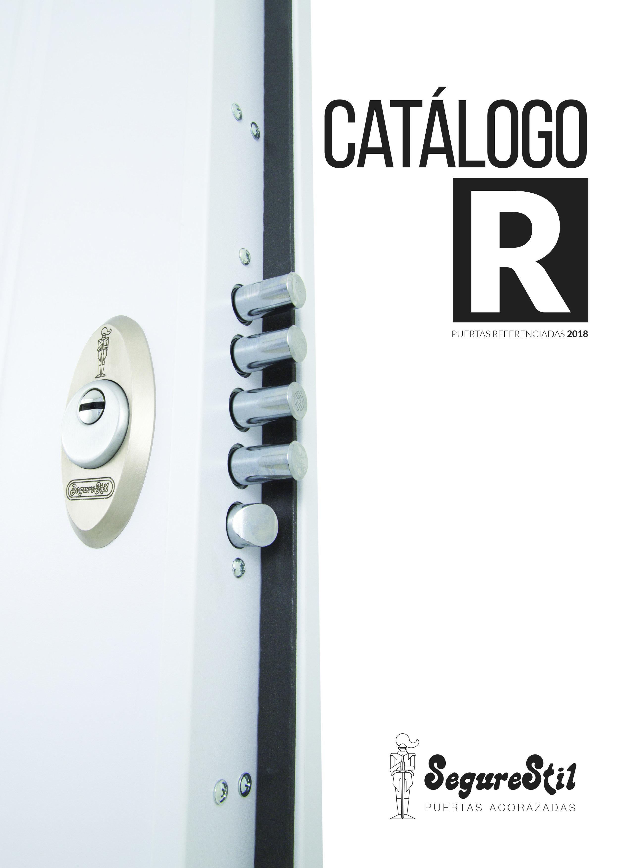 Nuevo Catálogo R ( Puertas de Rápido Servicio)