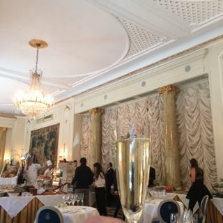LE BRUNCH DOMINICAL @ HOTELRITZMADRID  !