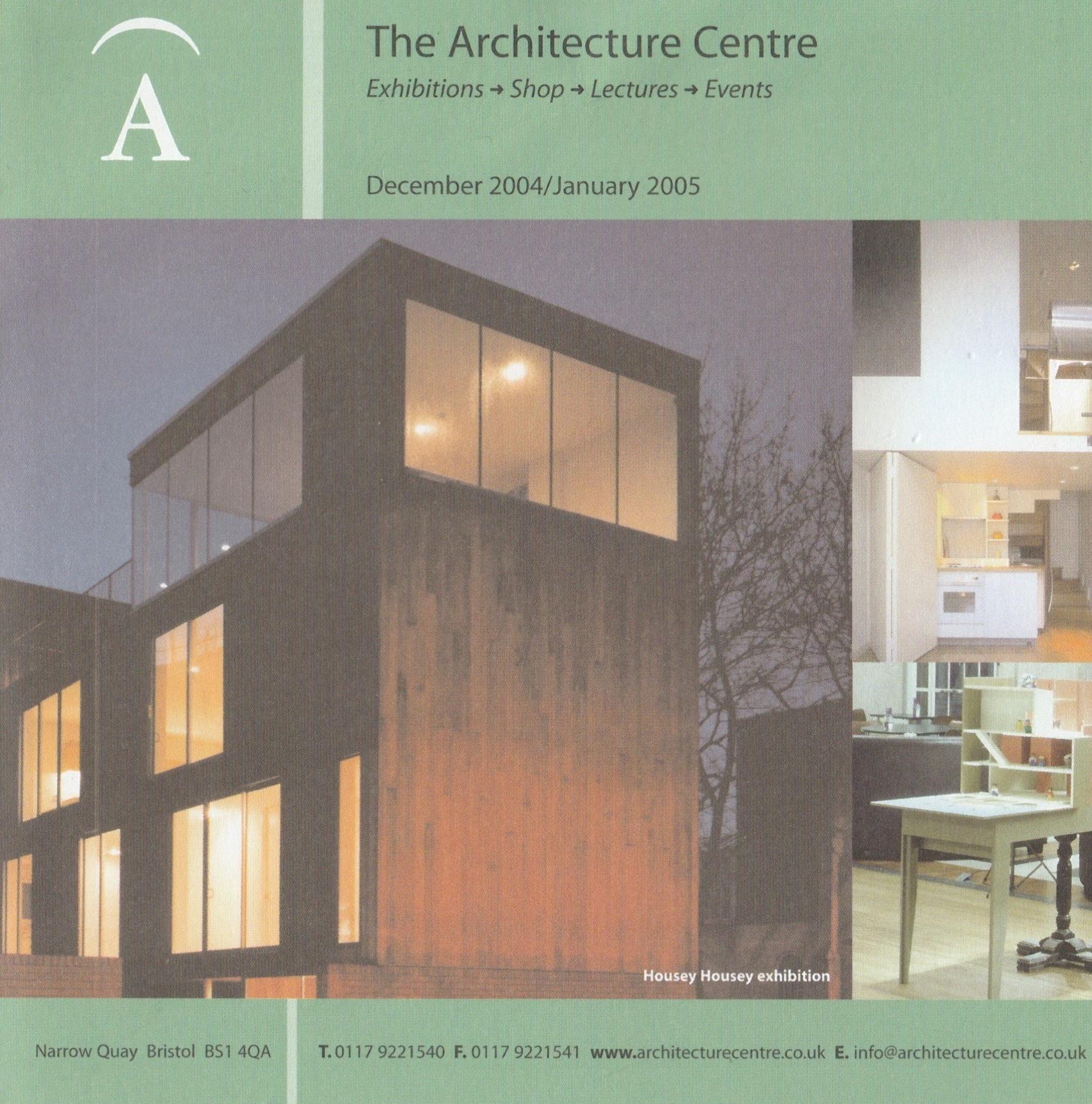 The Architecture Centre 2005