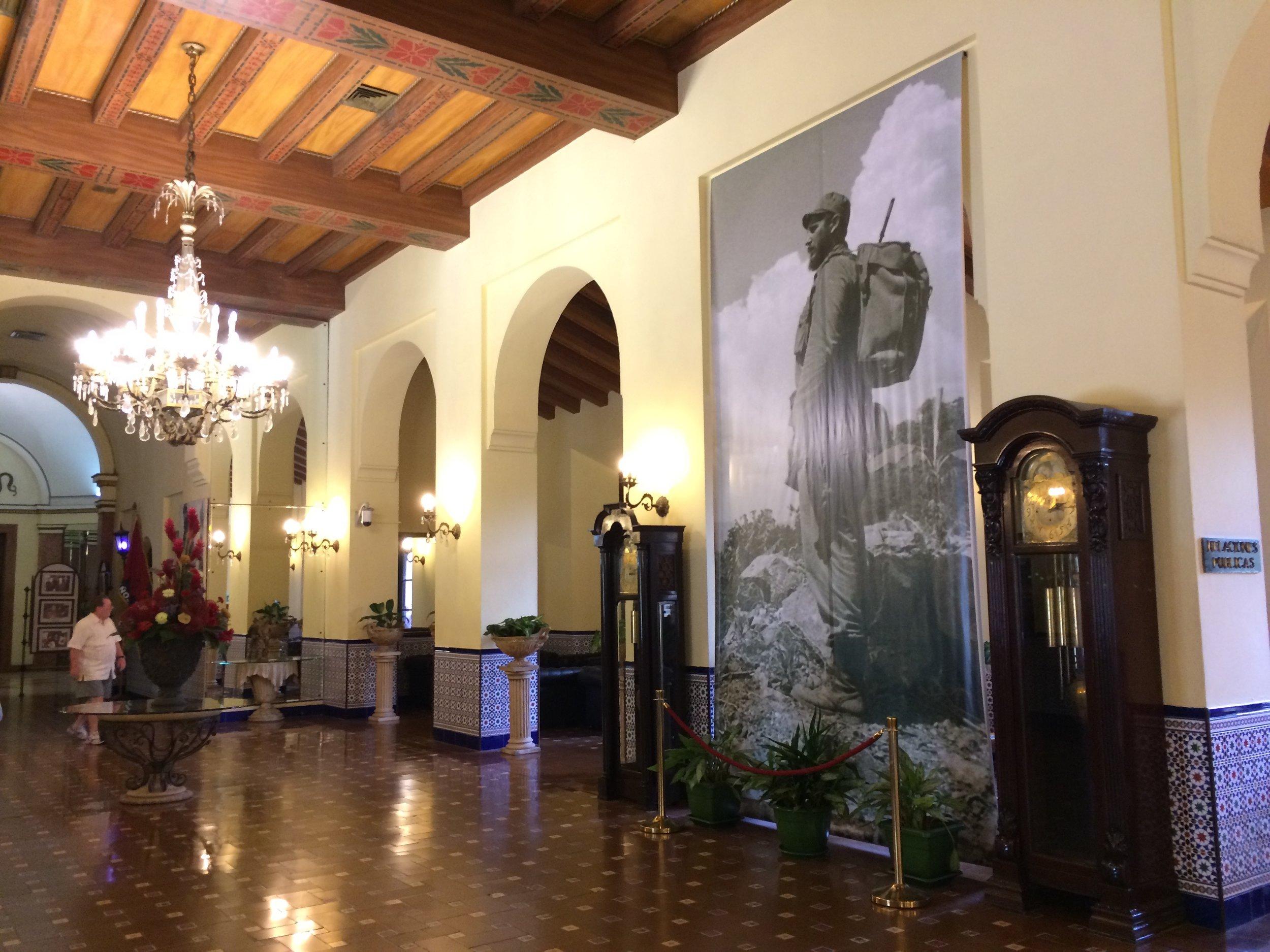 Hotel Nacional lobby