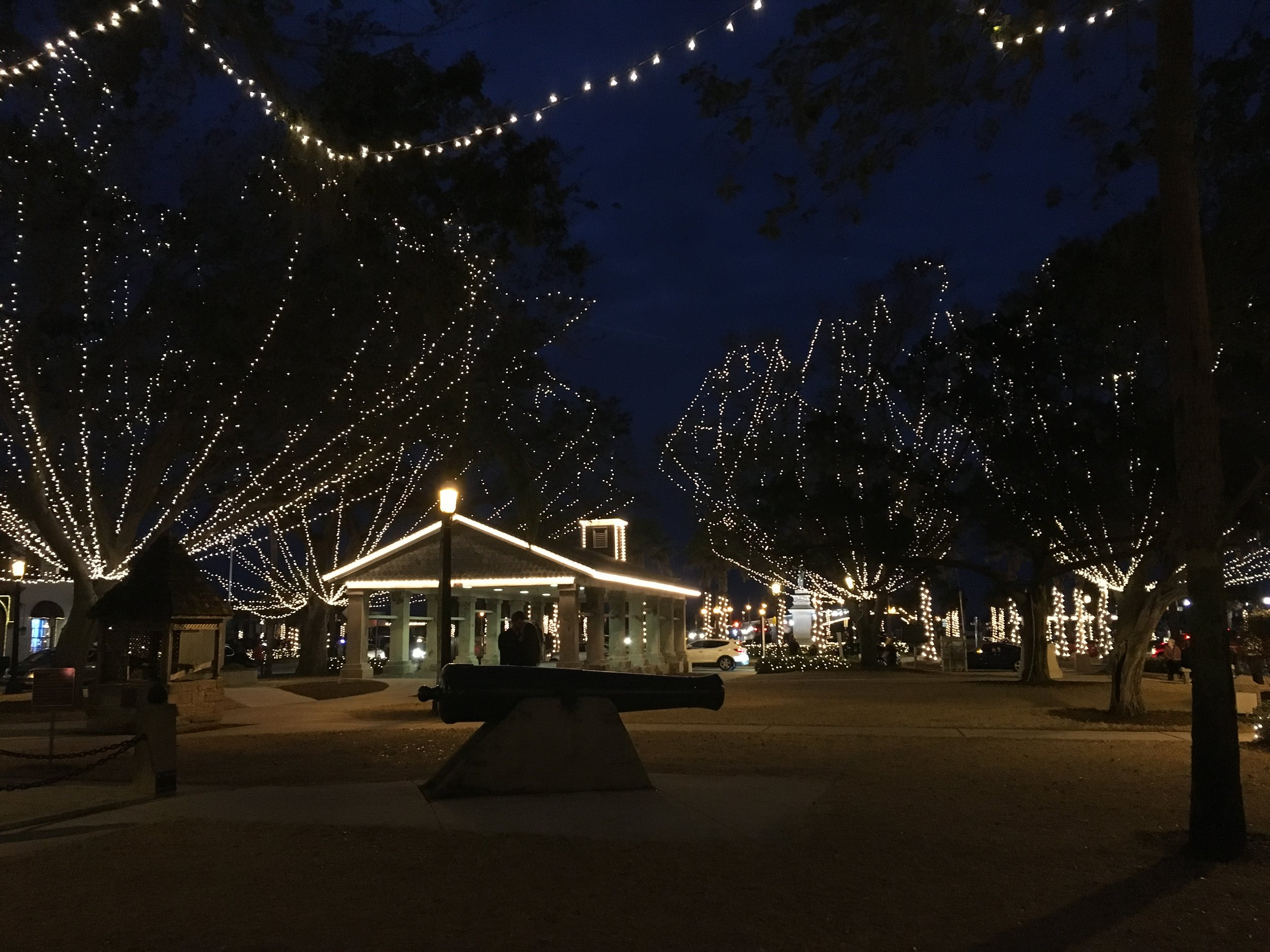 """""""Festival of Lights,"""" annual tradition in St. Augustine"""