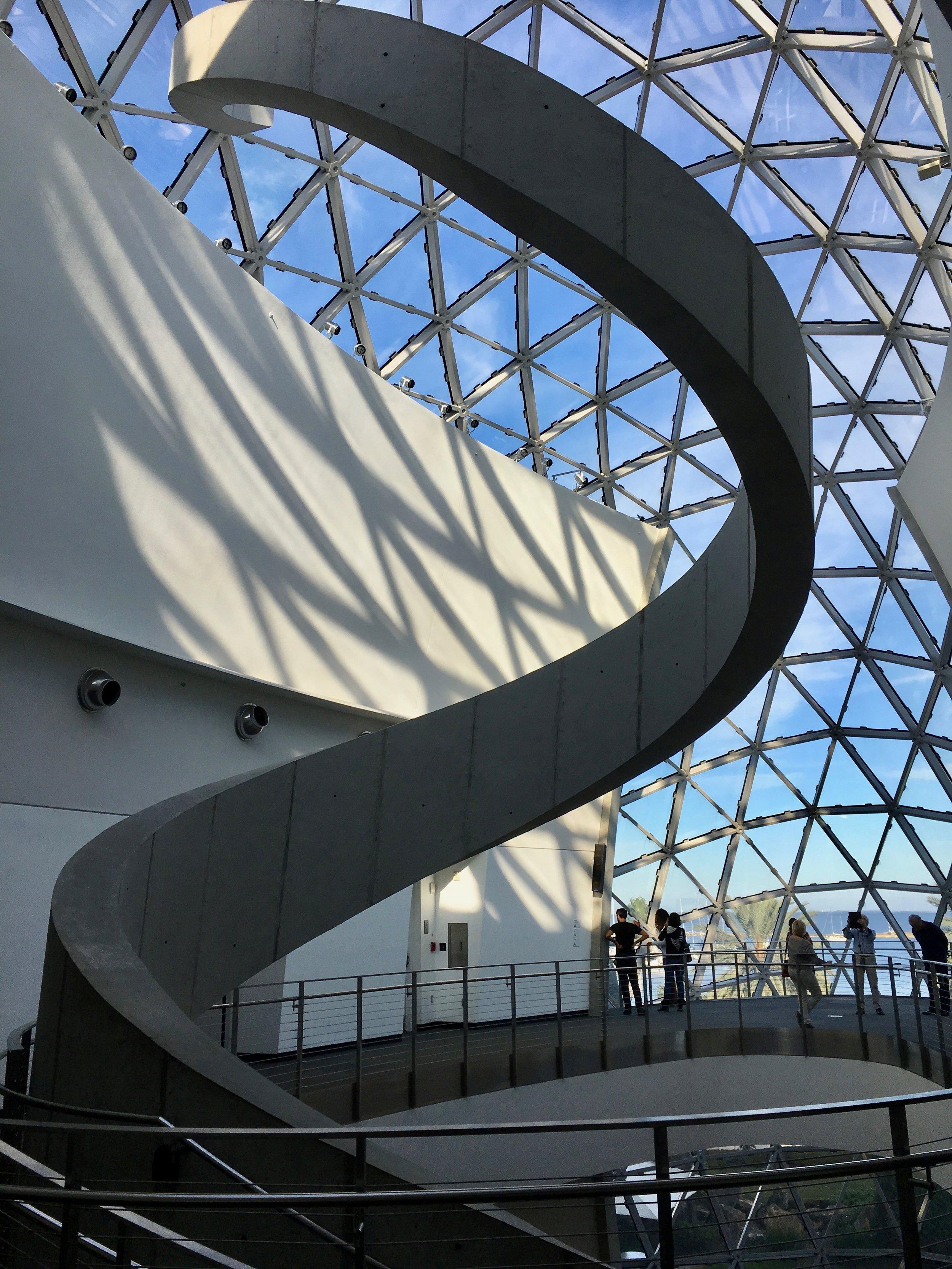 Salvador Dali Museum in St. Petersburg—excellent docent-led tour