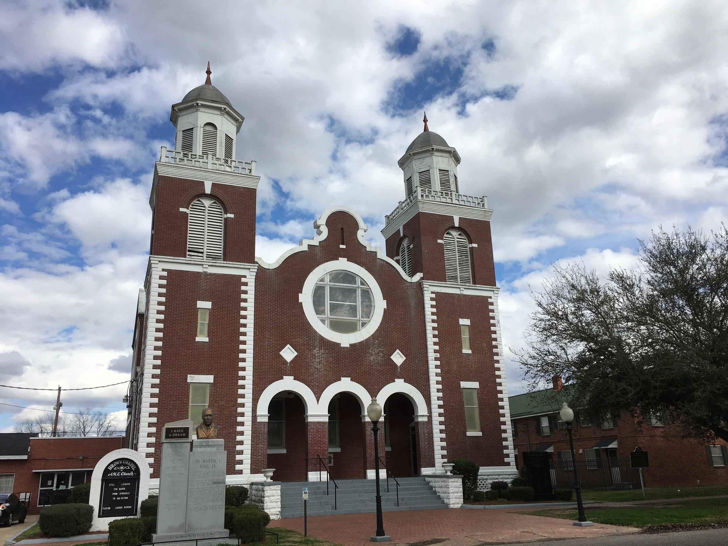 Brown Chapel AME Church