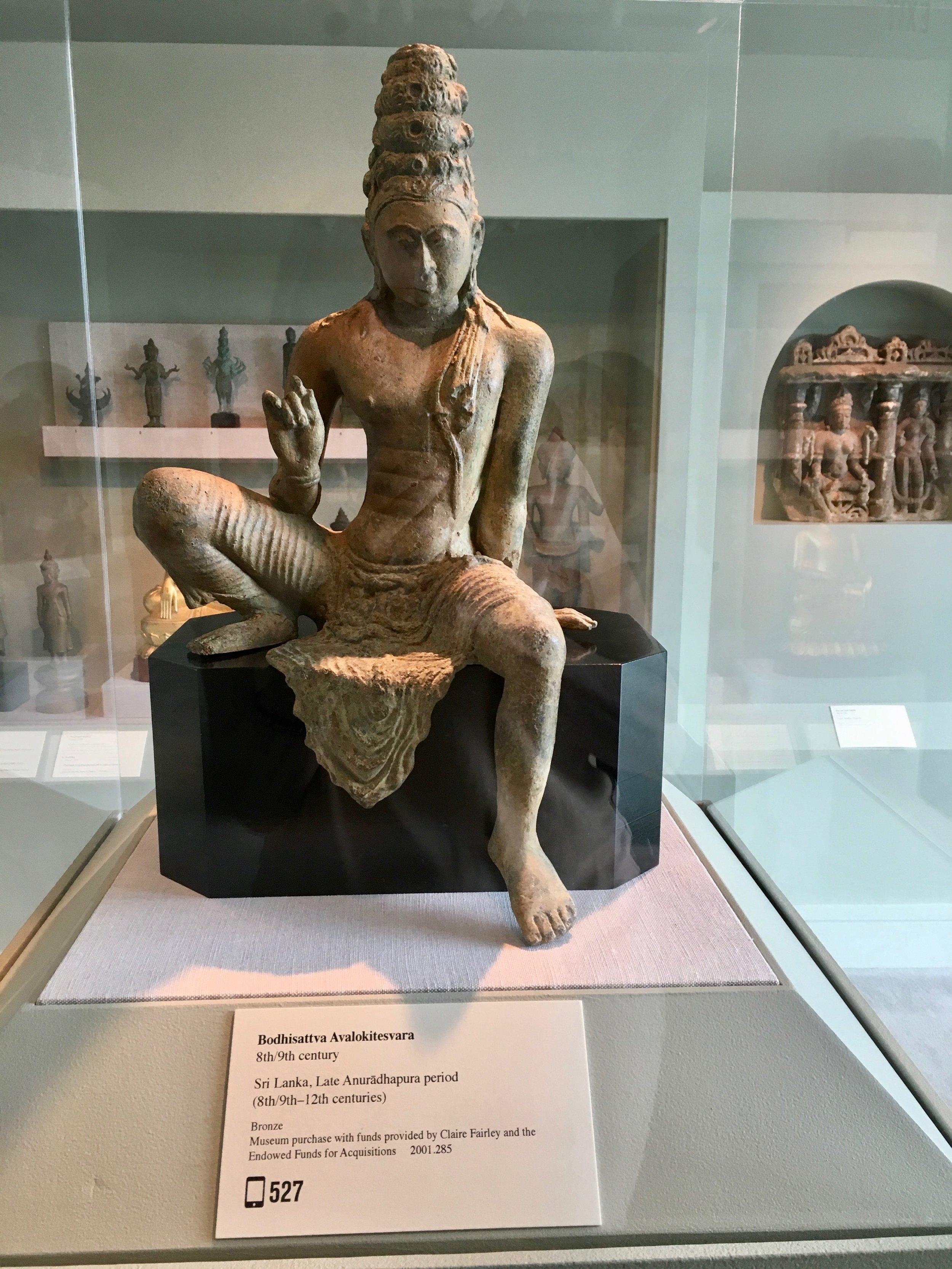 Bodhisattva of Great Compassion