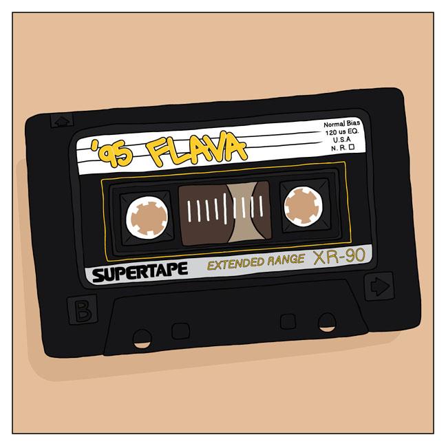 '95 Flava Supertape