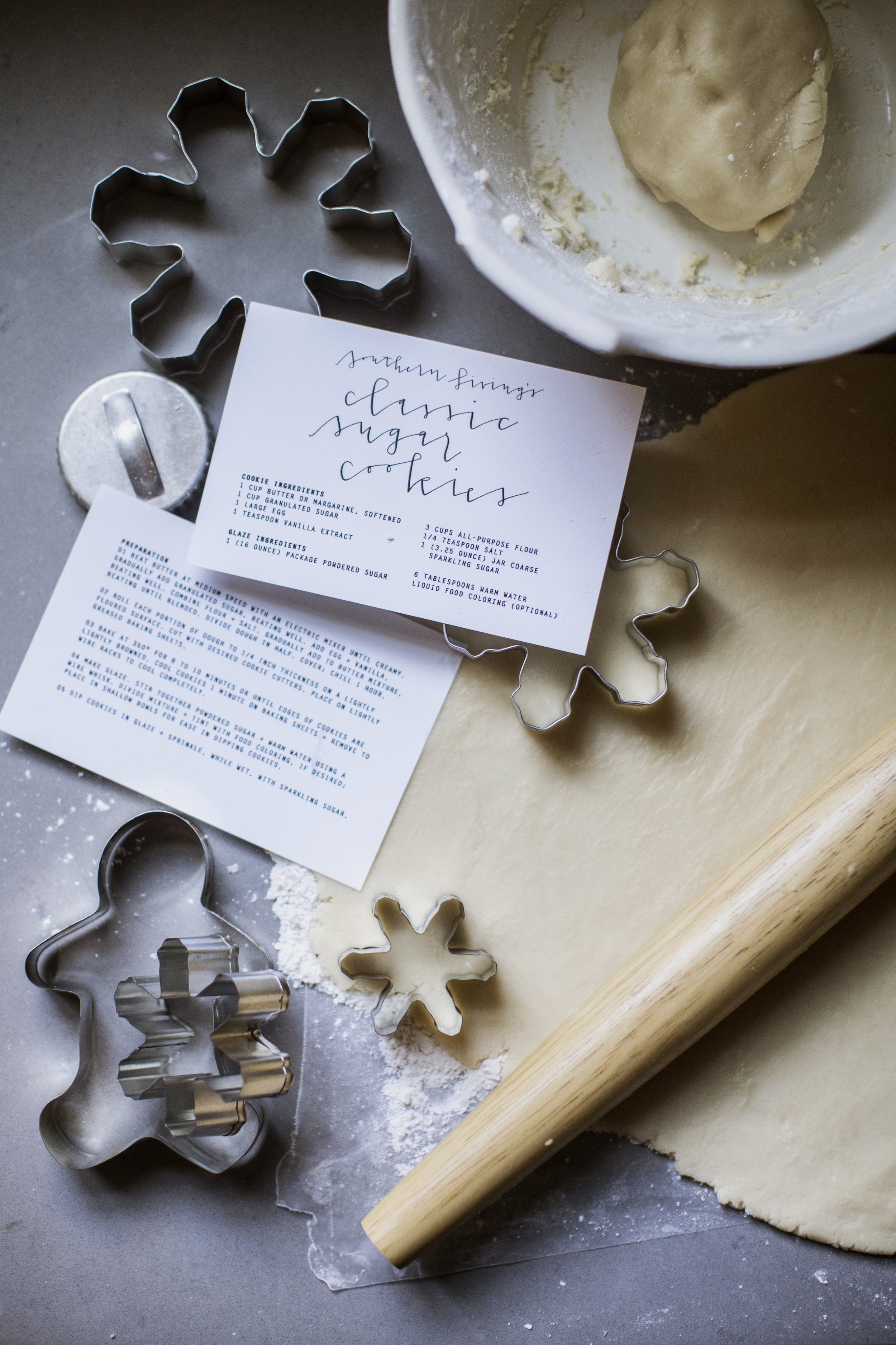 southern living sugar cookie recipe