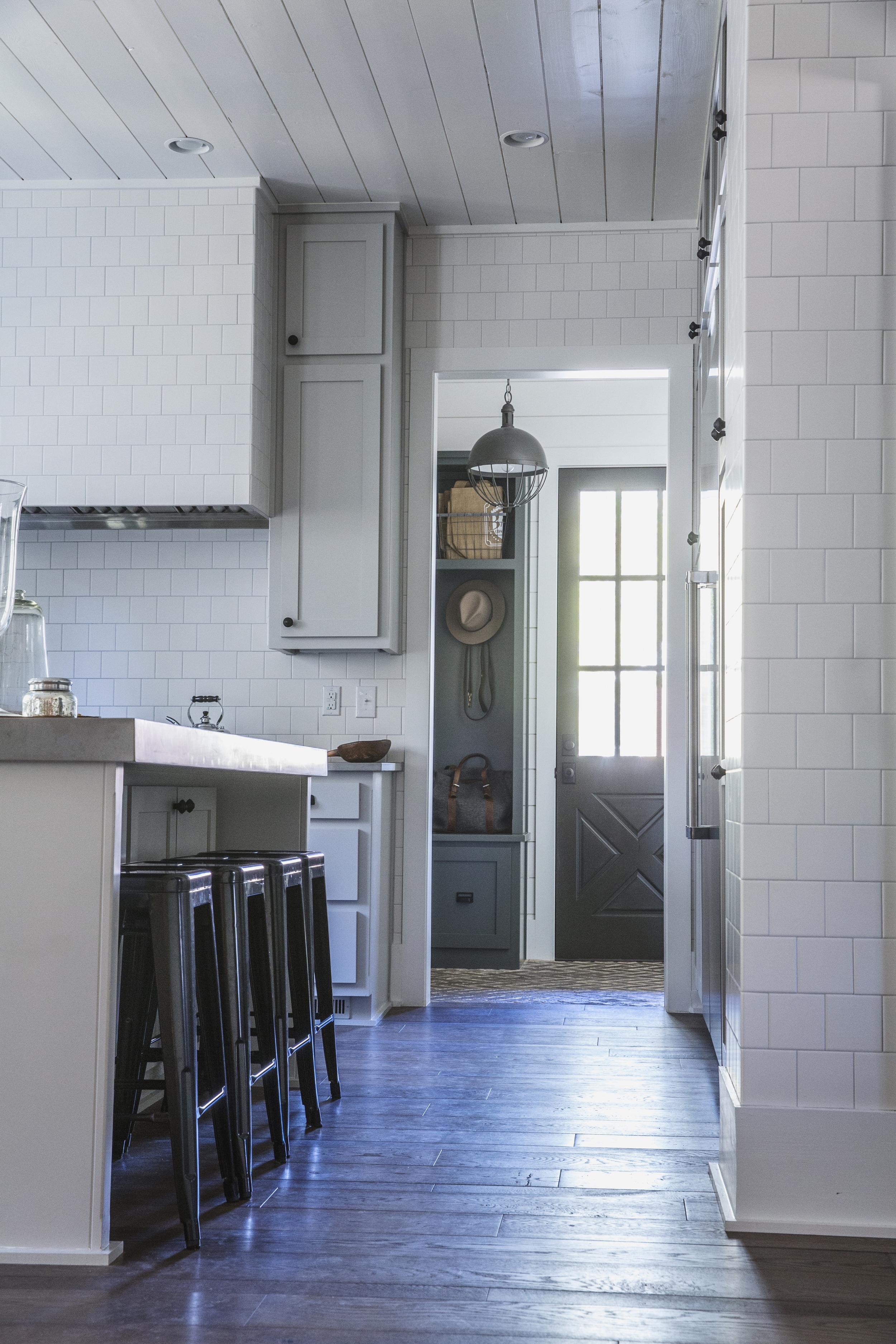 Kitchen Mud Room