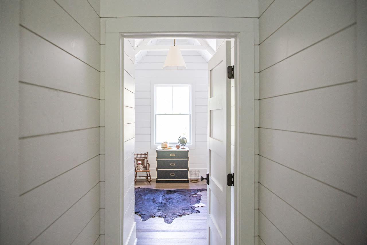 Hallway to Nursery