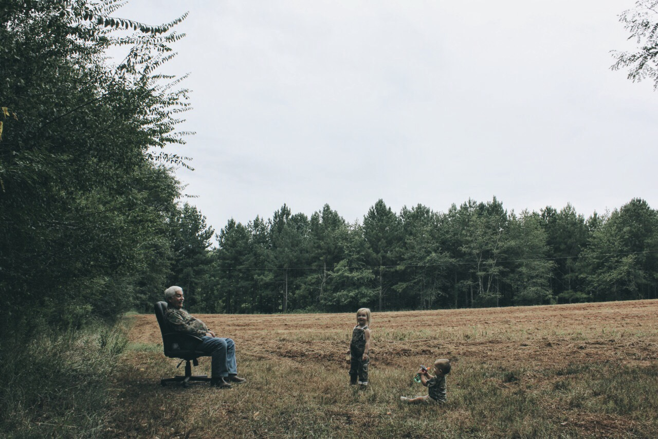generations at the hunt