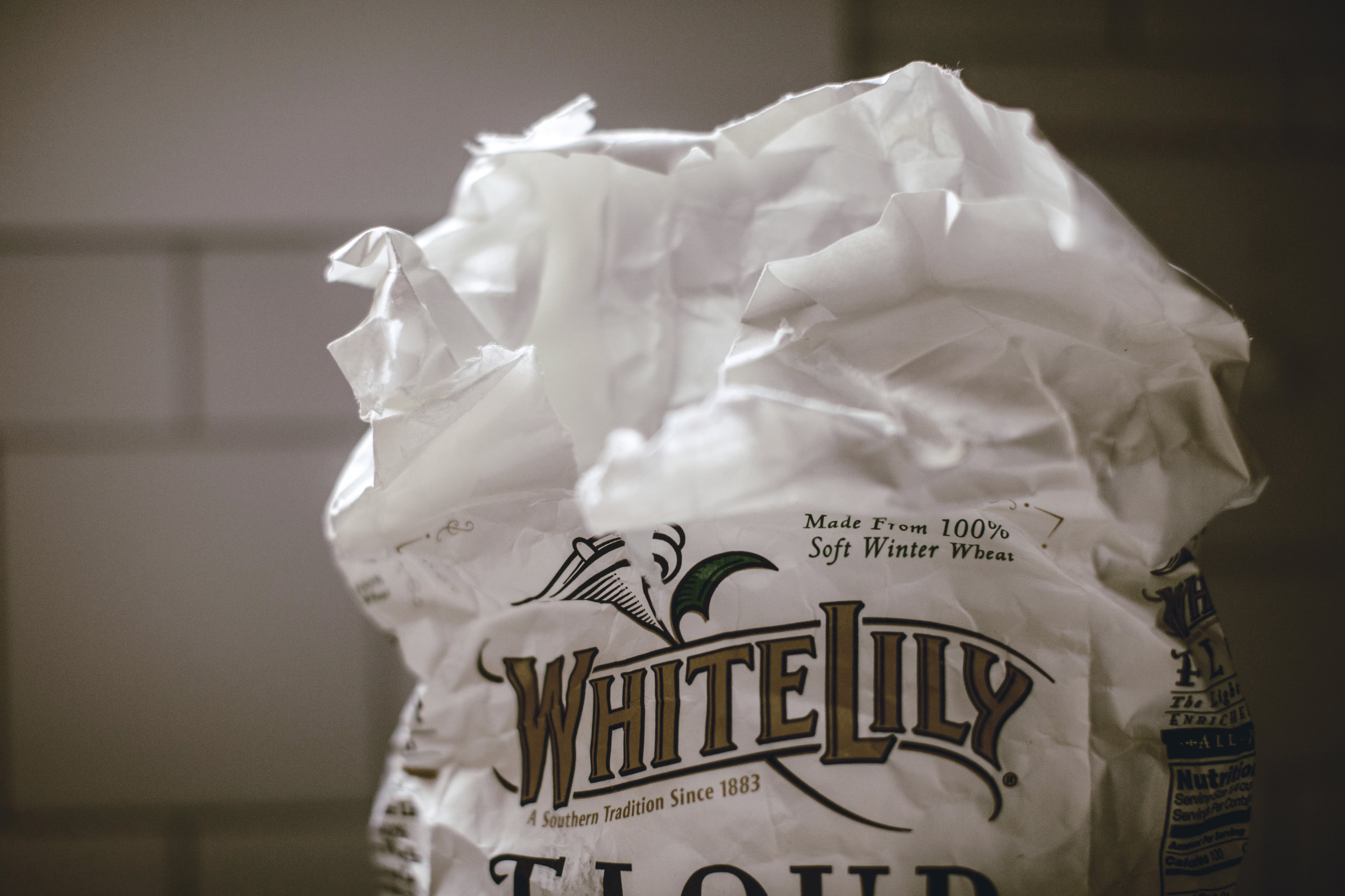 white lily flour for pie crust / heirloomed