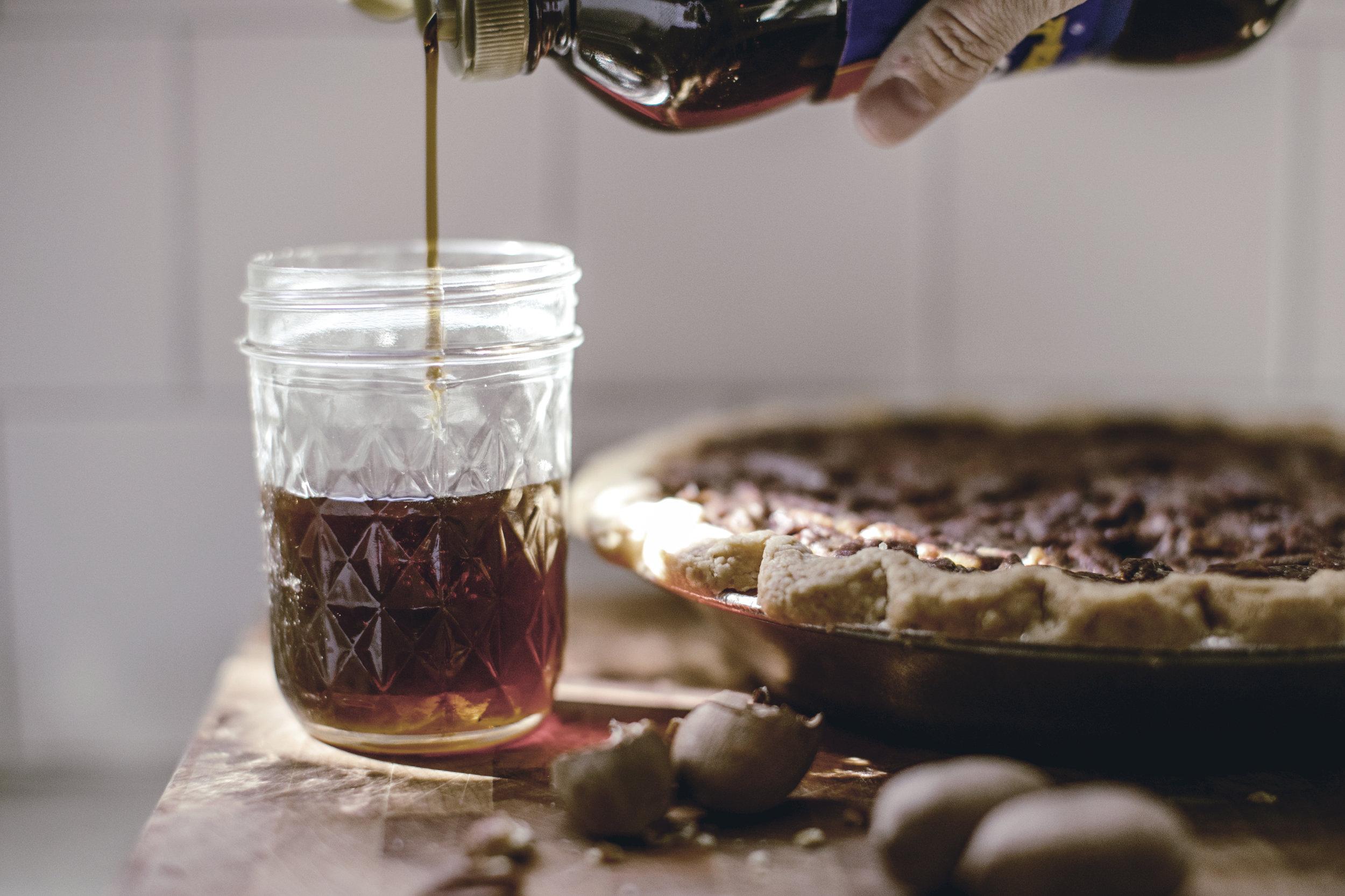 karo syrup for pecan pie