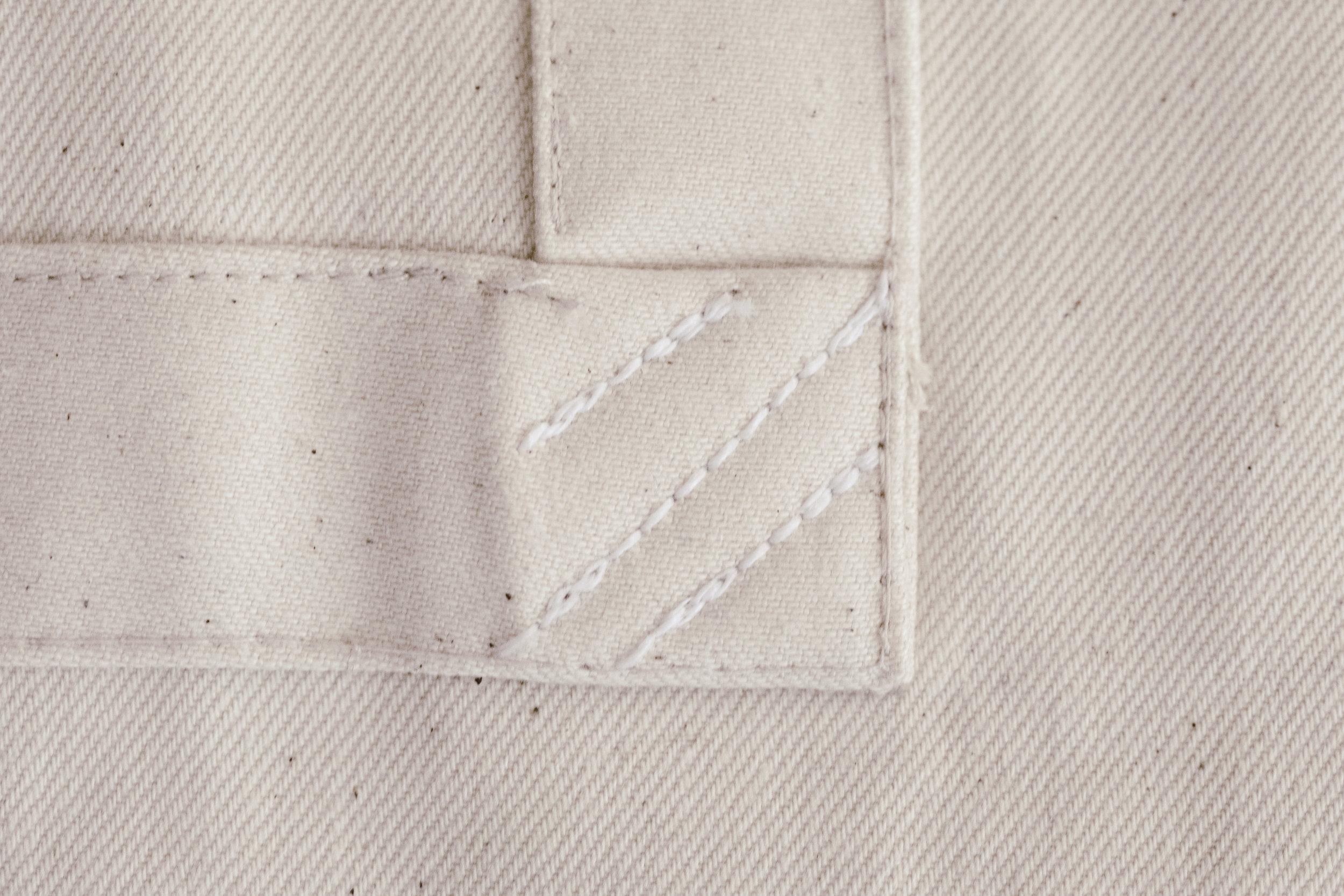 studio artist apron / heirloomed