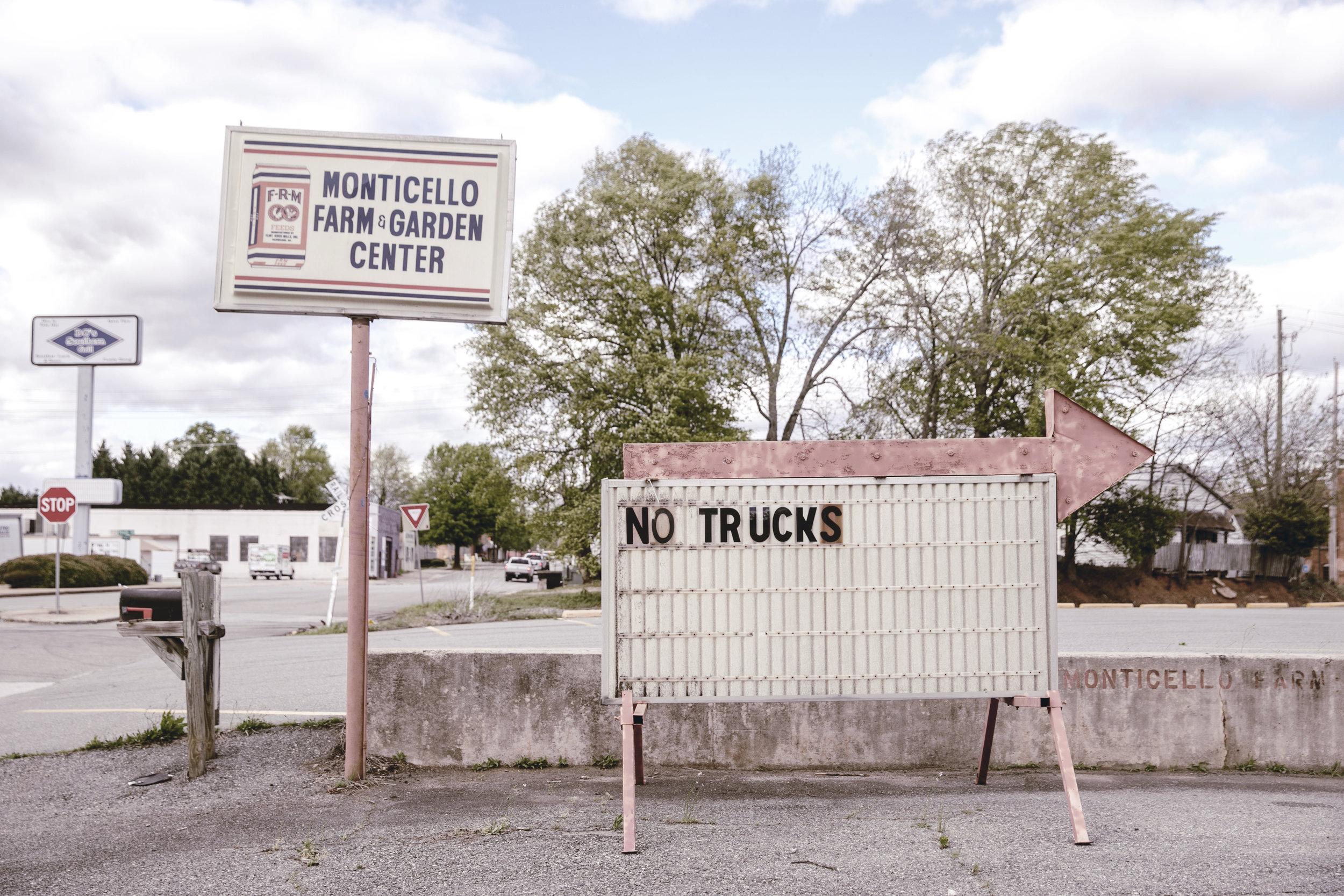 Monticello Farm and Garden Center in Monticello GA / heirloomed