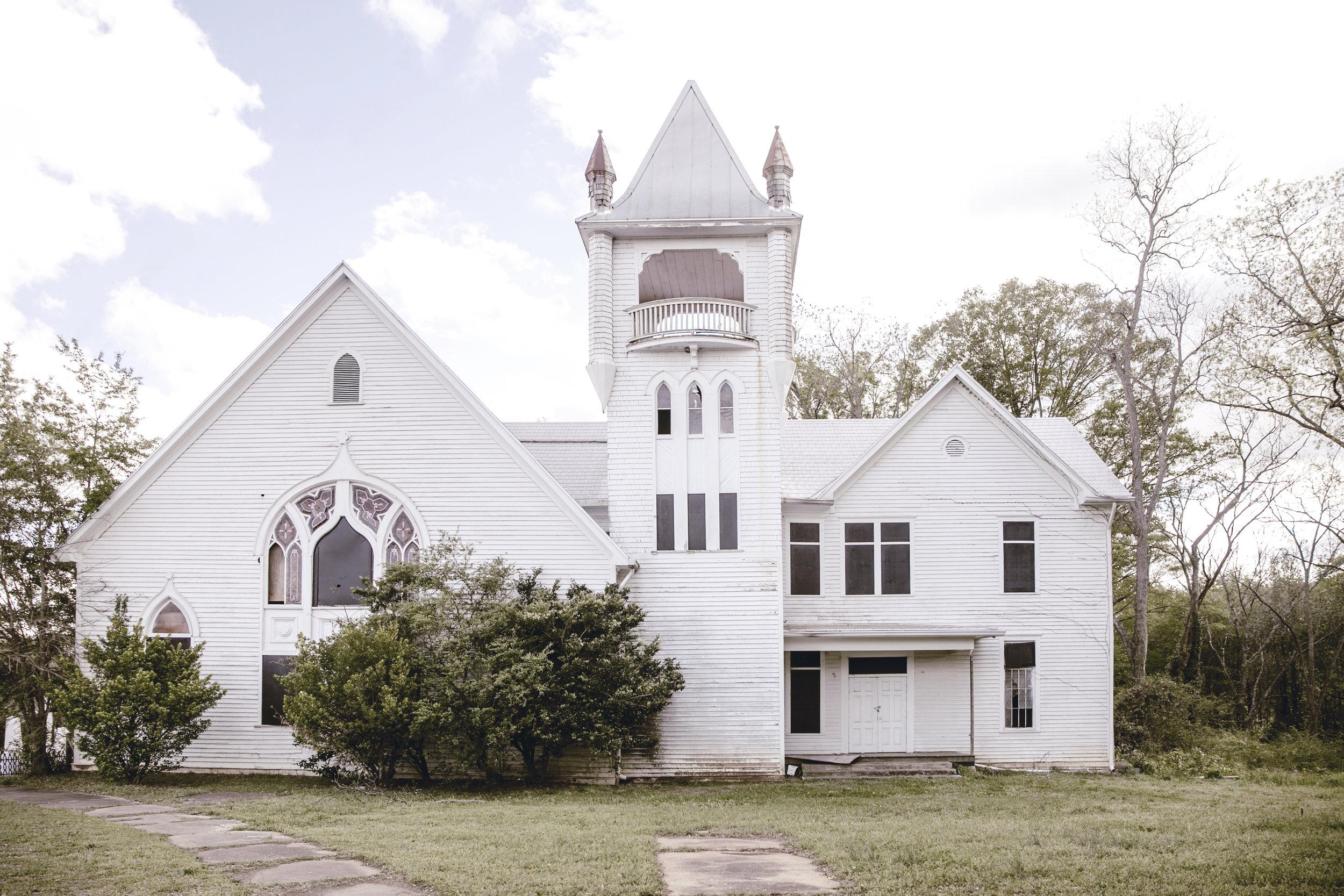 Monticello United Methodist Church