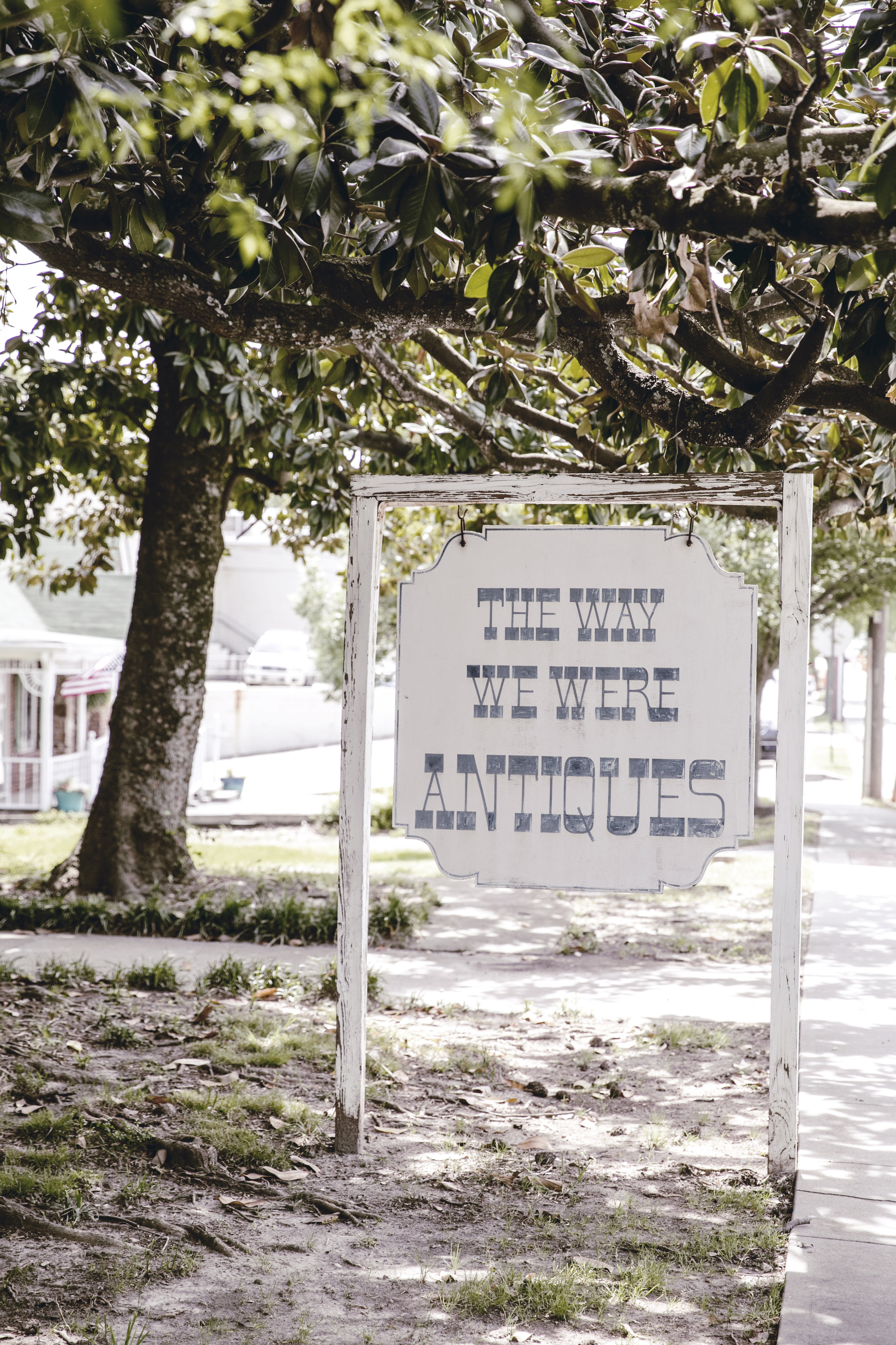 The Way We Were Antiques in Chamblee GA / heirloomed
