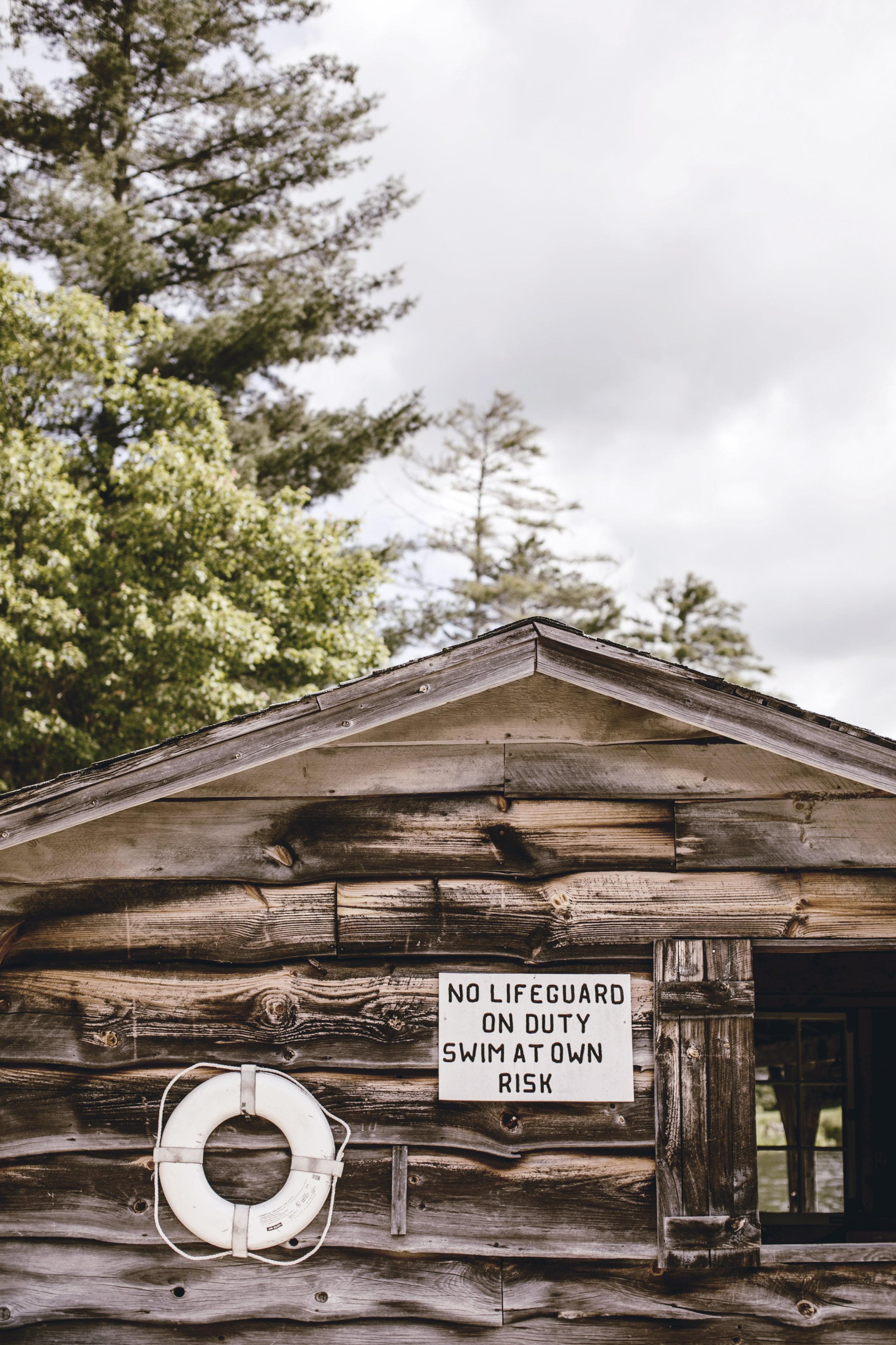 boathouse at high Hampton inn / heirloomed