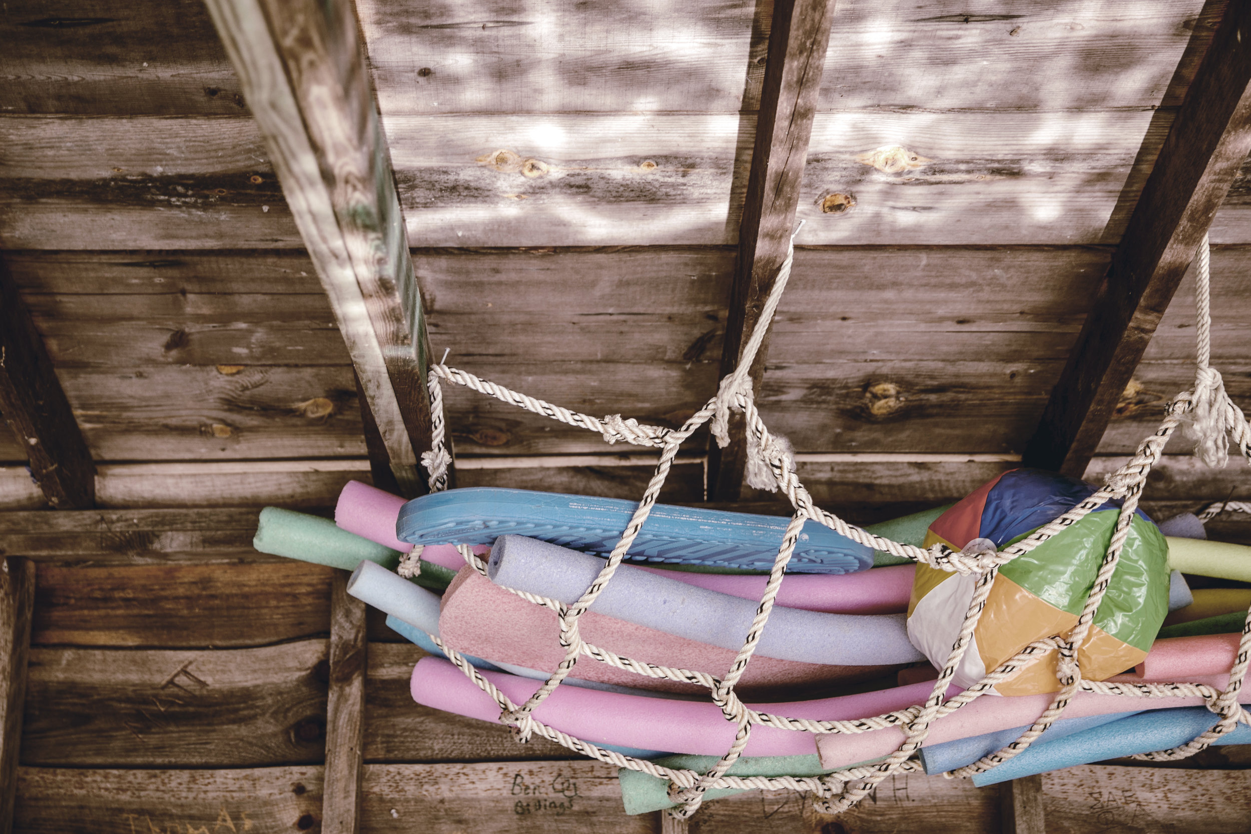 boat house toys / heirloomed